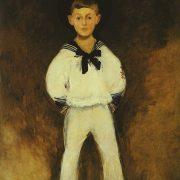 portrait d henry bernstein enfant